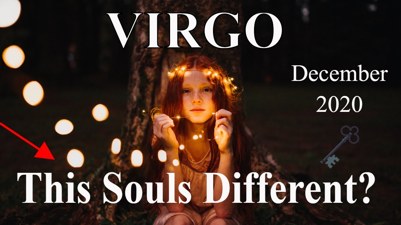 Virgo ~ Something so Captivating about this Soul! ~ Psychic Tarot Reading December 2020