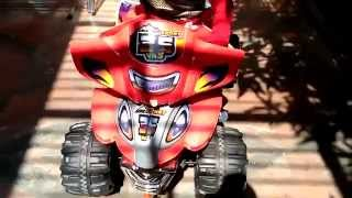 Kids Quad Bike 12v Dual Speed mode