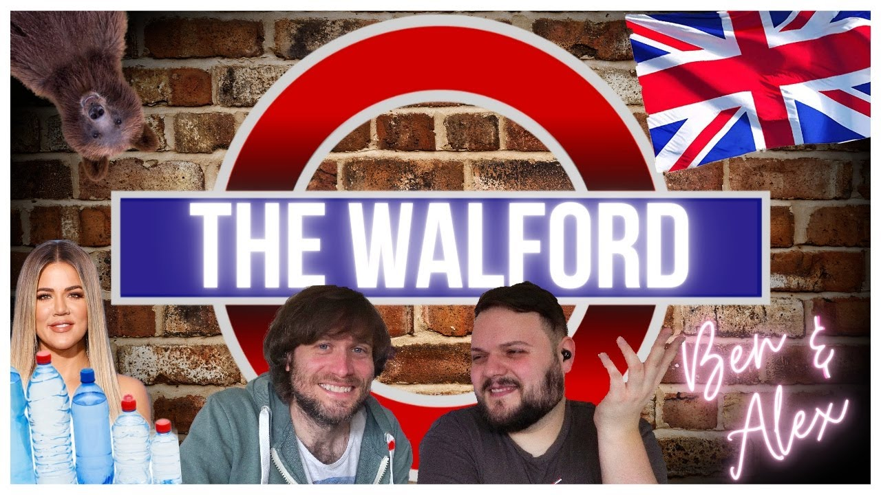 The Walford Pilot Podcast Episode.