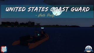 Roblox | New York City - Coast Guard - Gate Duty!