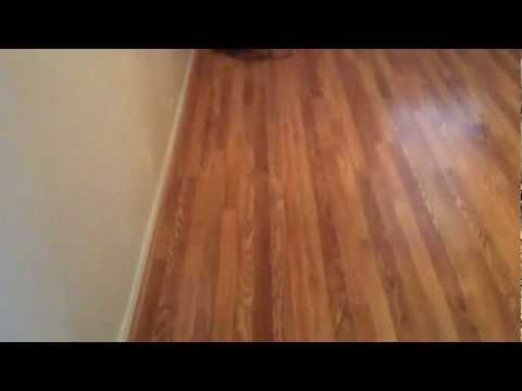 Which direction should you run your laminate flooring?