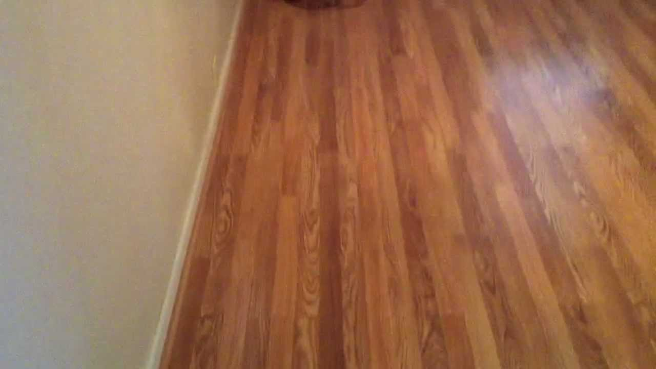 Which direction should you run your laminate flooring    YouTube Which direction should you run your laminate flooring