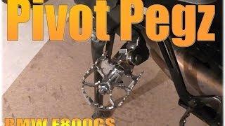 Pivot Pegz - BMW F800GS