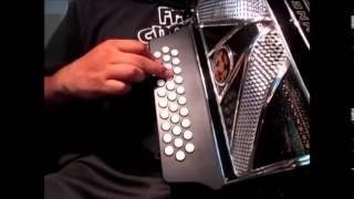 si llego a viejo lalo mora tutorial slow acordeon hohner panther sol principiante