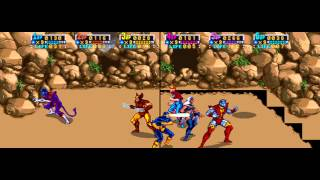 LETS PLAY - X-MEN 6 PLAYER (USA) - HYPER EDITION HD4k