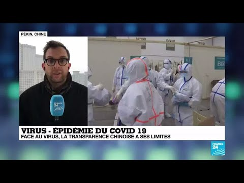 Coronavirus: le nombre de contaminations en forte hausse en Chine