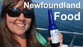 Food in Newfoundland