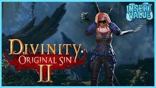 Divinity Orignal Sin 2 Angespielt - Michael gegen die Tür - 4K PC Gameplay German Deutsch