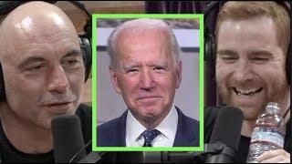 Joe Rogan Reacts to Joe Biden Gaffes w/Andrew Santino