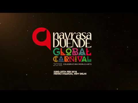 Navrasa Duende Global Carnival 2018