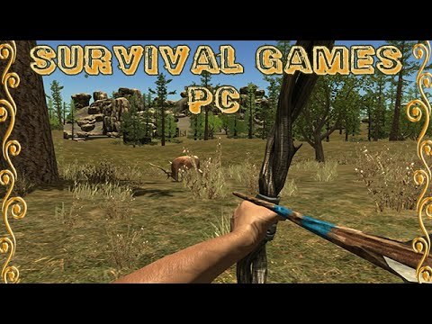 Top 10 survival games for pc youtube for Survival crafting games pc