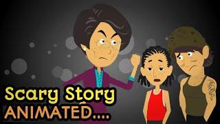 Imaginary Bhai - Scary Story Animated In Hindi | Scary baba
