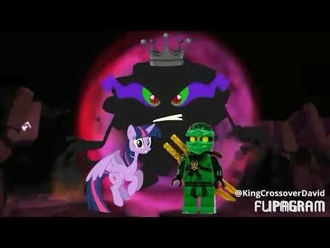 Ninjago and My Little Pony World's Collide: Episode 7: Happy Birthday Lloyd