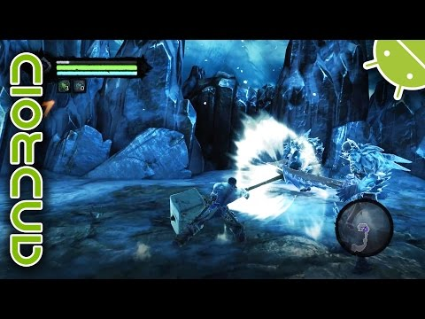 [60 FPS] Darksiders II | NVIDIA SHIELD Android TV (2015) | NVIDIA GRID [1080p]