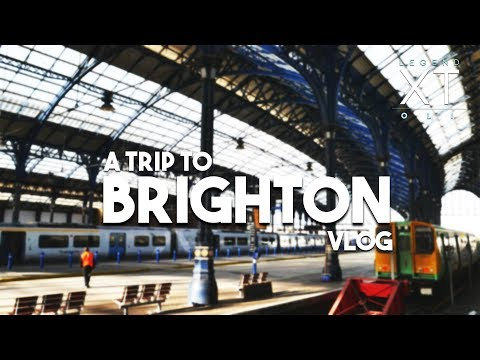 My Small Trip to Brighton Film School | Vlog | (University of Film | Brighton)