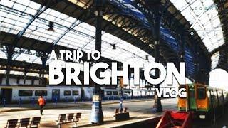 My Small Trip to Brighton Film School | Vlog | (University of Film | Brighton)