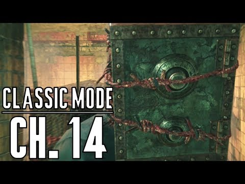 The Evil Within 2 | Save 7/7 Chapter 14 | Classic Mode Walkthrough Playthrough [Updated]