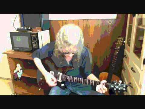 Cowboy Junkies-Misguided Angel  (guitar cover)