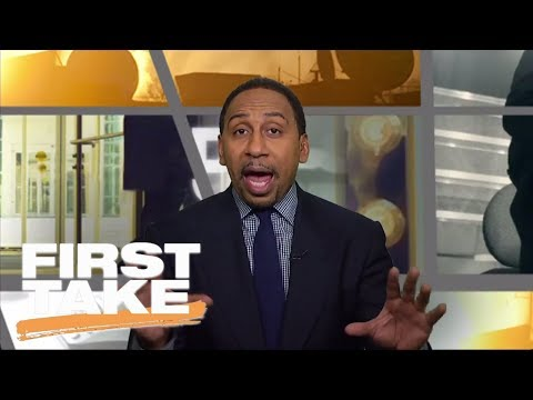 Stephen A. Smith goes off on Ben Roethlisberger's response to critics | First Take | ESPN