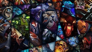 Dota 2 Live Stream NO COMMENTARY|Ranked Matches