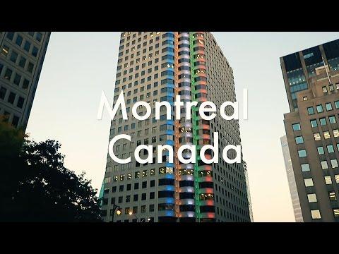 Montreal in October | Vlog