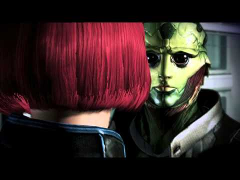 Vidéo Mass Effect 3 : Thane & Shepard Part 1 [FRENCH]