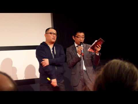 Interview Wang Xiao Shuai Forum des images 19/01/2013