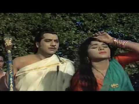 Mahabharat 1965 - Old Hindi Classic -  Sukh Jata Hai Dukh Aata - Padmini, Pradeep Kumar