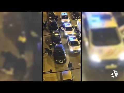 Tres detenidos en Zaragoza por incumplir el estado de Alarma con una fiesta