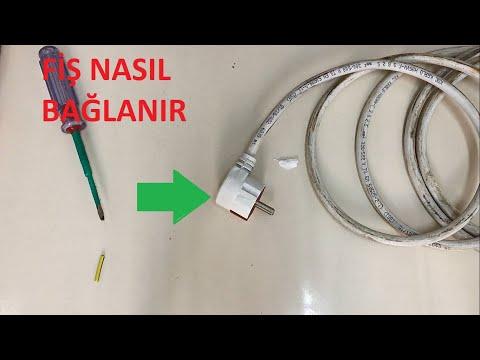 FİŞ NASIL BAĞLANIR/Fiş