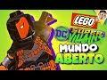LEGO DC Super Villains - MUNDO ABERTO Com DEATHSTROKE, O SLAAAADE (Gameplay Antecipada)