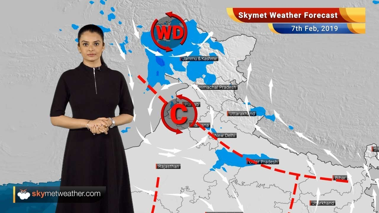 Skymet Weather Forecast Feb 7: Heavy rains, snow in Srinagar, Badrinath