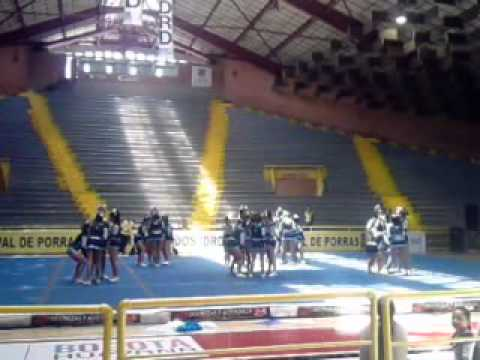 Clemencia cheer 2013 Videos De Viajes