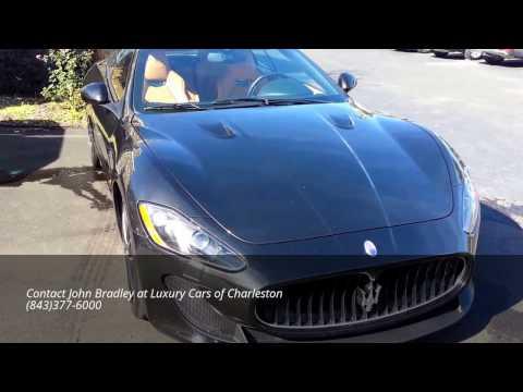 Luxury Cars of Charleston-Maserati Gran Turismo!