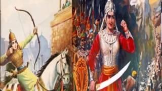 रानी दुर्गावती: मुगल सेना को खदेड़ने वाली 'वीरांगना' RAANI DURGAVATI MP3