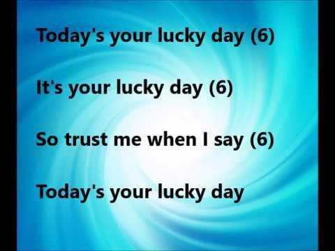 Lucky Day Sasha Karaoke Cover