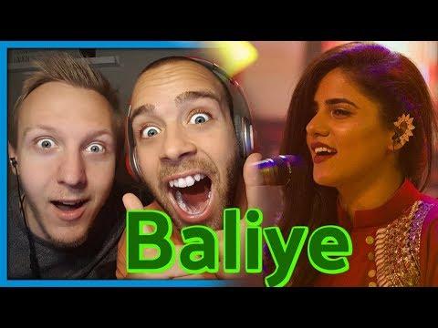 Baliye (Laung Gawacha), Quratulain Baloch & Haroon Shahid Episode 2  Coke Studio 9 | Reaction by RnJ