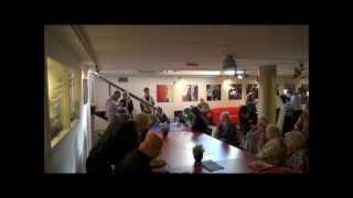 Goulash met noten (bonusmateriaal), 12 mei 2012, Culturalis Theater