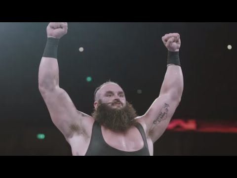 Braun Strowman's most destructive moments: Exclusive, Feb. 25, 2018