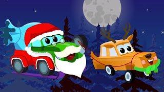 Ông già Noel đi xuống ống khói bài hát | Santa Coming Down the Chimney | Kids Tv Channel Vietnam