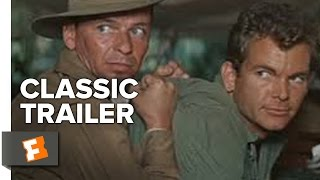 Never So Few (1959) Official Trailer - Frank Sinatra, Gina Lollobrigida Movie HD