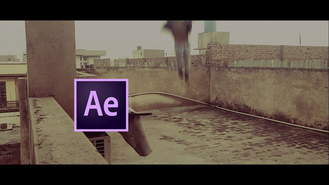 Superman Fly Effect | Tutorial