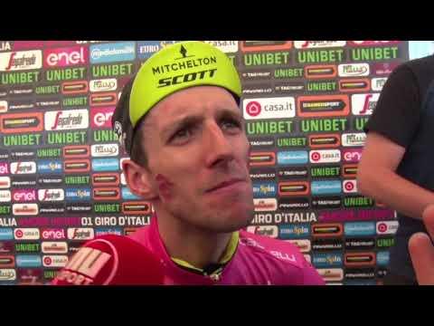 Simon Yates - Post-race interview - Stage 18 - Giro d'Italia / Tour of Italy 2018