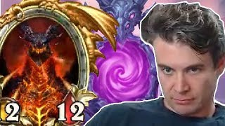 (Hearthstone) Discards and Deathwing