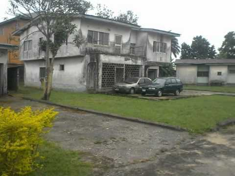 mini estate for sale at elelenwon rivers state port harcourt nigeria +2348167980889