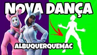 NEW JAZZ HANDS DANCE FORTNITE! EASTER SKINS FORTNITE: RABBIT LOOTER, Bunny WRESTLER and +