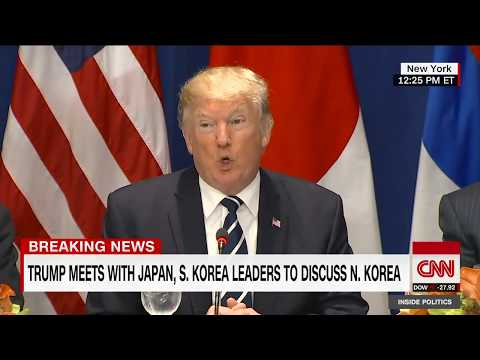 Trump: Do business with North Korea, lose with US