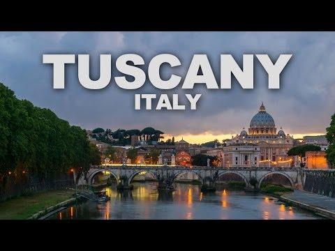 Tuscany in Italy, the Birthplace of the Italian Renaissance