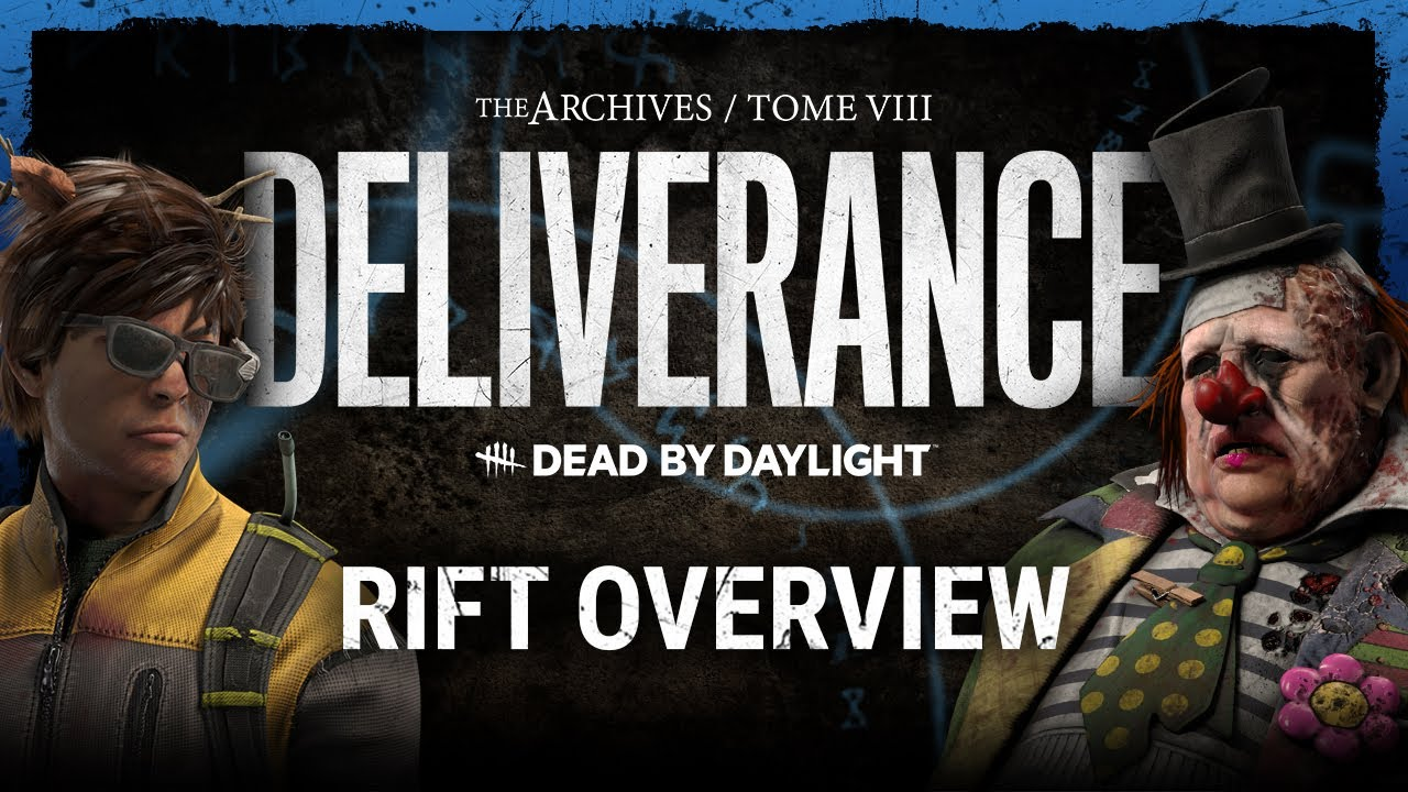 Dead by Daylight | Tome VIII: DELIVERANCE Rift Overview