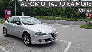 ALFOM U ITALIJU NA MORE VLOG